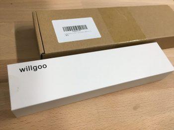 WILLGOOキャリングケース Apple pencilとアクセサリー用