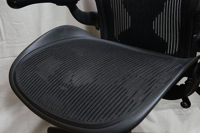 アーロンチェアの座面
