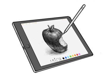 iPad+ApplePencil
