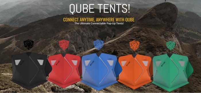 Qube Tents
