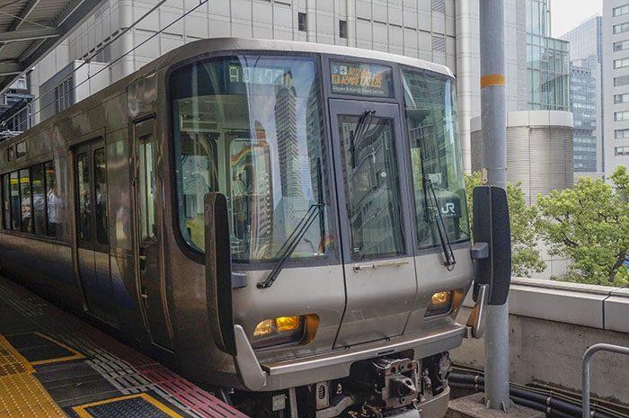 大阪環状線 大阪駅