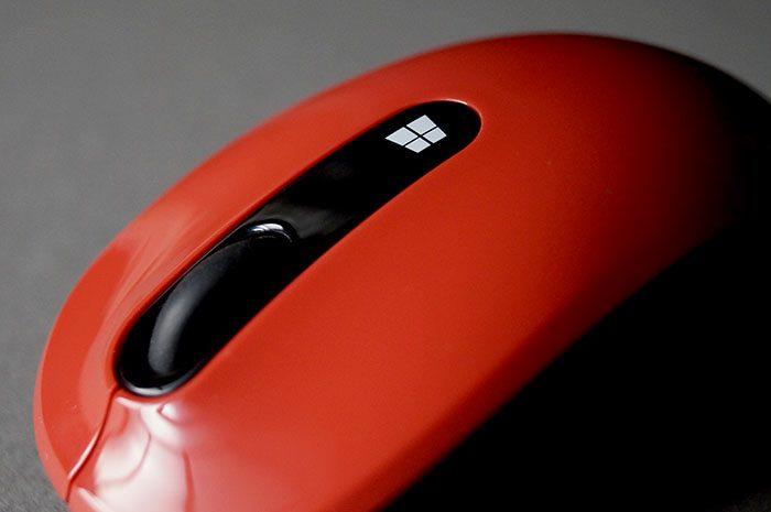 マイクロソフト スカルプト モバイル マウス