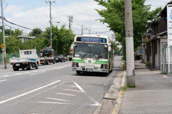 落合下渡船場~千本松渡船場まで