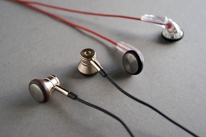 Pai audio Audio Earbuds 3.14 FLAT VS 1MORE Piston Pod EO320