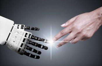 ロボットと付き合う