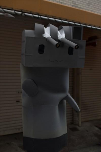 日本橋ストリートフェスタ2015 写真 ゼルダの伝説 ムジュラの仮面 スタルキッド 艦これ 連砲ちゃん