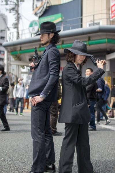 日本橋ストリートフェスタ2015 写真 次元大介