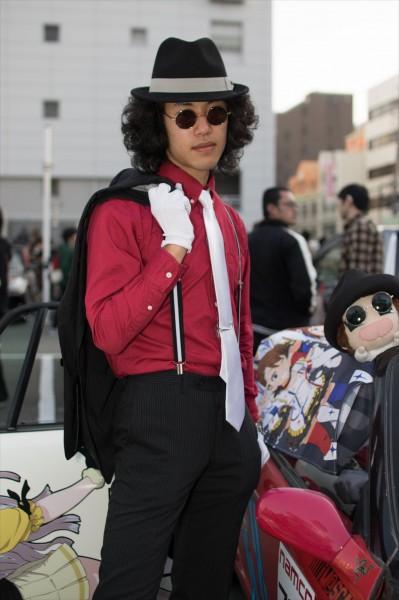 日本橋ストリートフェスタ2015 写真 裕次郎