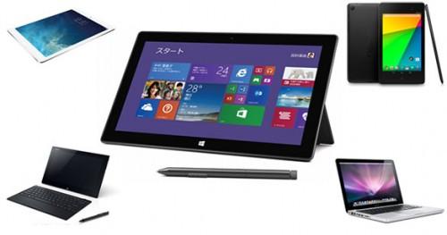 Surface Pro 2を選んだ理由