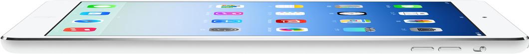 iPadやNexusなどのタブレットと比べる