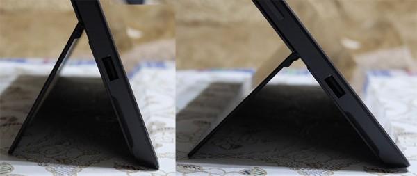Surface Pro 2のキックスタンド