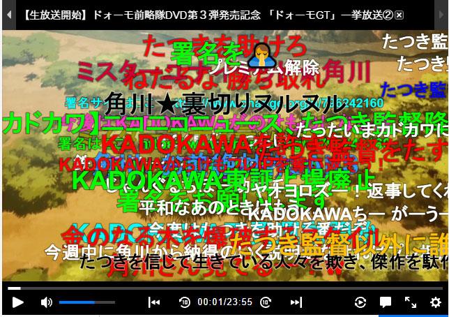 たつき監督 ニコニコ動画