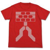 ウルトラセブン セブンボディ Tシャツ/FRENCH RED