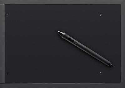 ペン読取可能範囲の大きさ